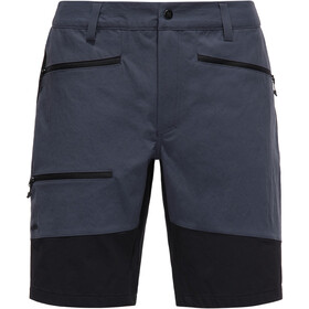 Haglöfs Rugged Flex Pantaloncini Uomo, dense blue/true black